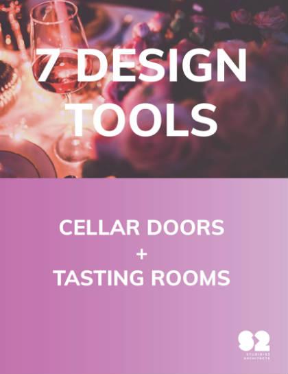 Design Guide - Cellar Doors, Tasting Rooms, Winery, Distillery, Brewery