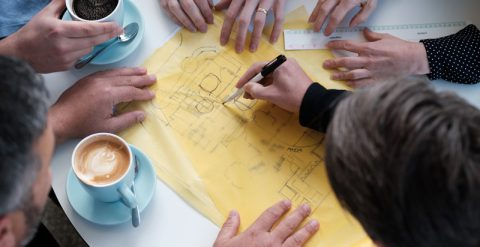 Sketching and planning image
