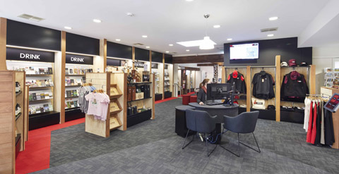 Visitor Information and Welcome Centres